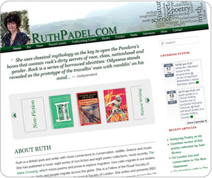 Ruth Padel - British Writer